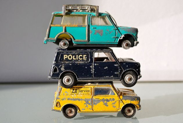battered toy cars images - Google Search