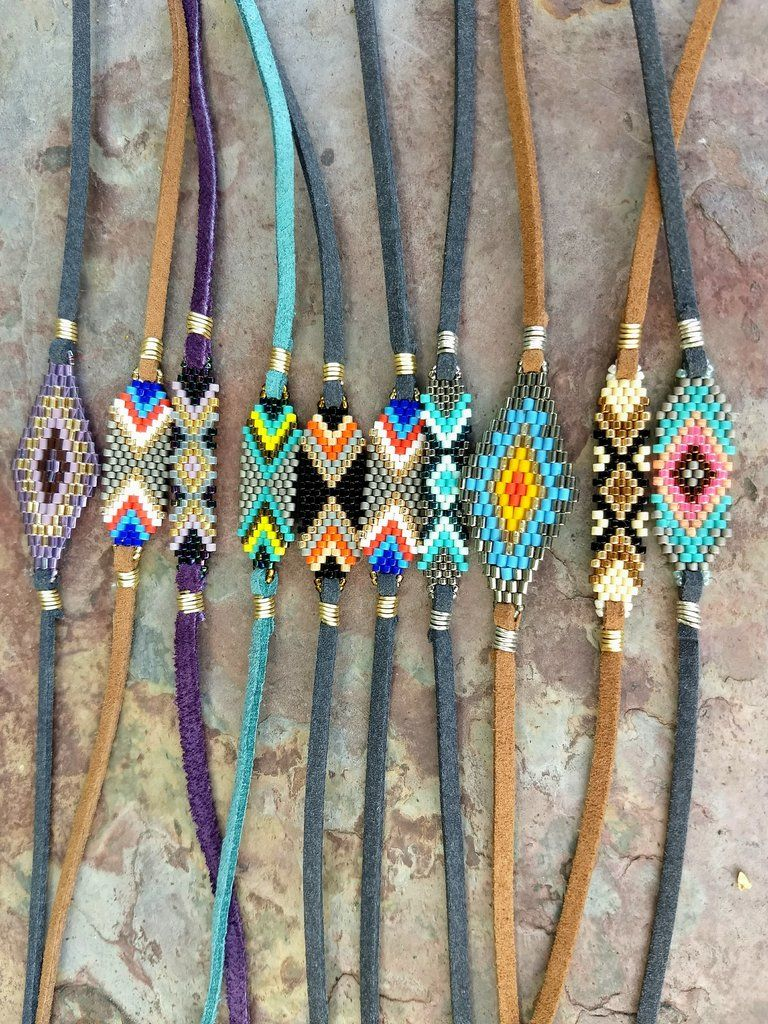 Photo of Assorted Handwoven Friendship Bracelets