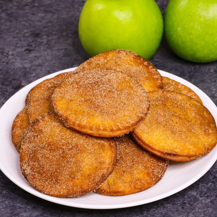 Mini Apple Pie Recipe - A Spectacled Owl