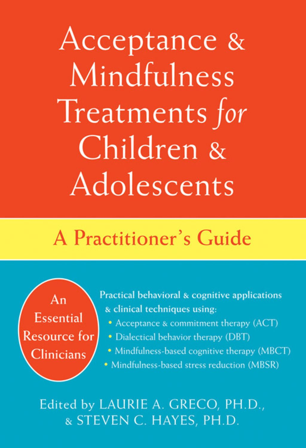 Acceptance And Mindfulness Treatments For Children And