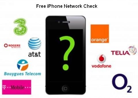 While Apple GSX iPhone network checker is not working any