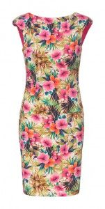 Vestidos con floral print…¿te atreves?
