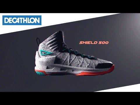 Scarpe da basket Shield 500 Tarmak | Decathlon Italia - YouTube