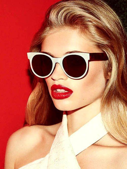 70e8a8eade Ella Merryweather for ZanZan Eyewear Spring 2014