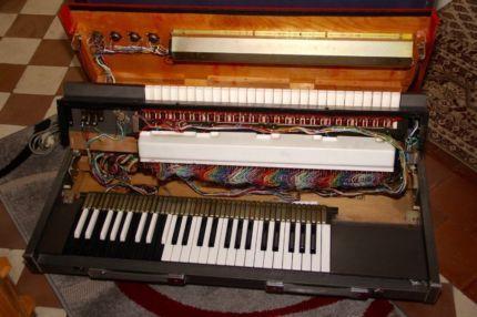 Yamaha Organ Combo Orgel YC25D Vintage in Nordrhein