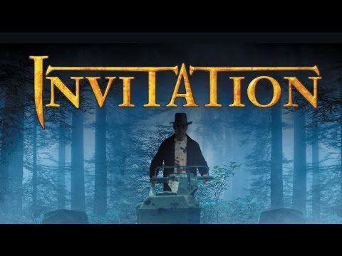 Horror invitation youtube you tube pinterest horror horror invitation youtube stopboris Images