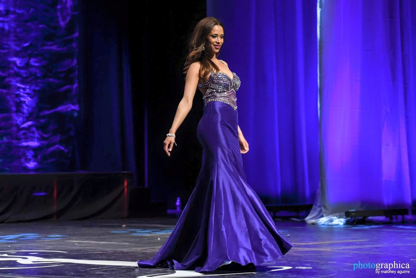 Brynn Blackwood, Miss Universe Canada 2015, 3rd runner up, pulled ...