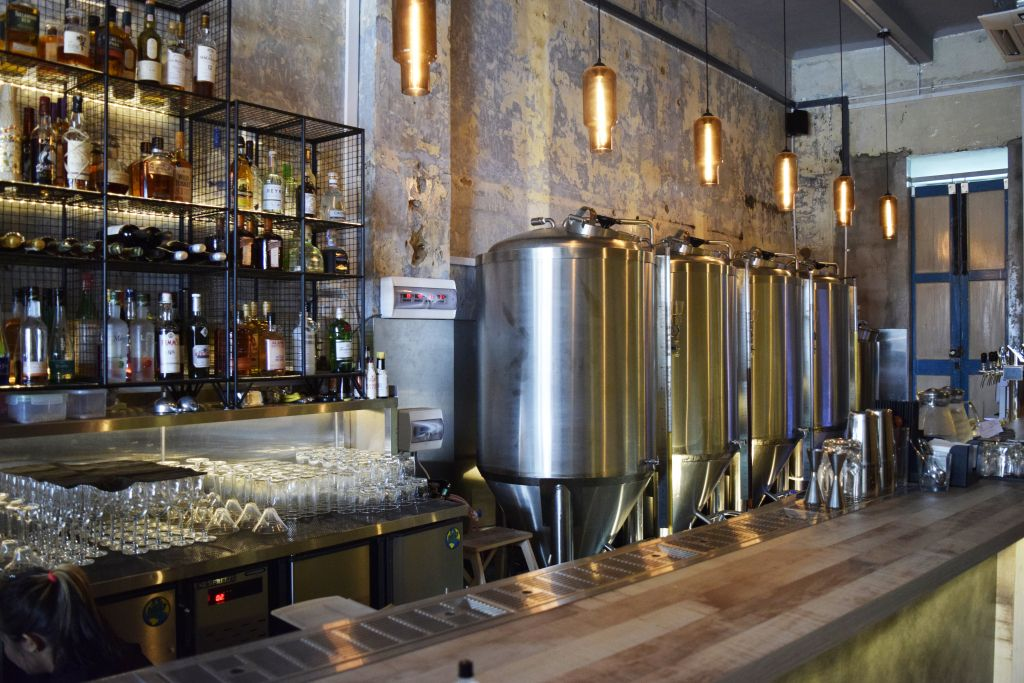 Inside A Micro Brewery Google Search Y Brewerybar