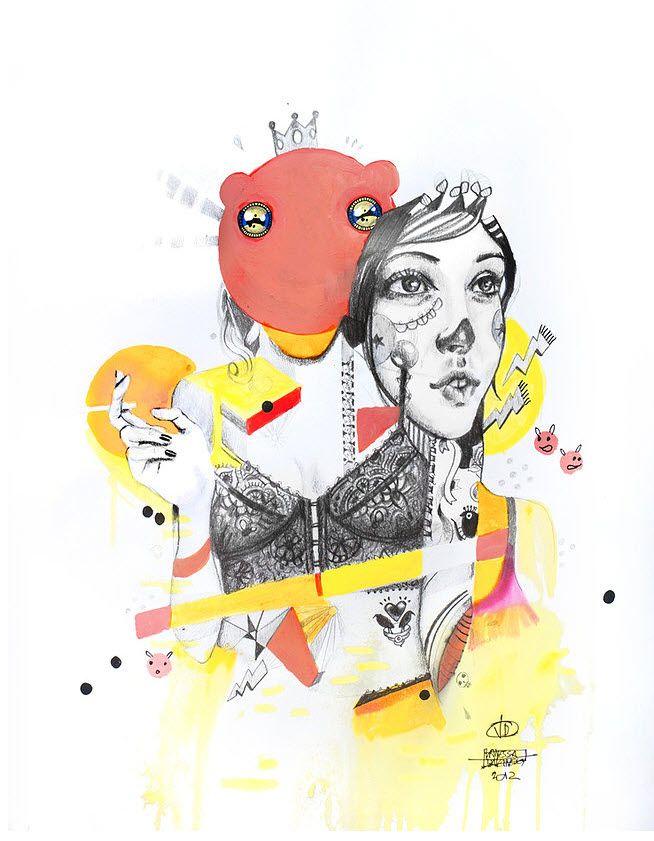 Art by Wix user Vanessa Dakinsky