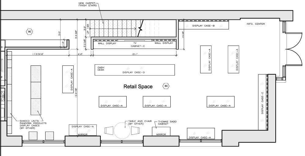 Blog Retail Floor Jpg 997 512 Shop Layout How To Plan Plan Design