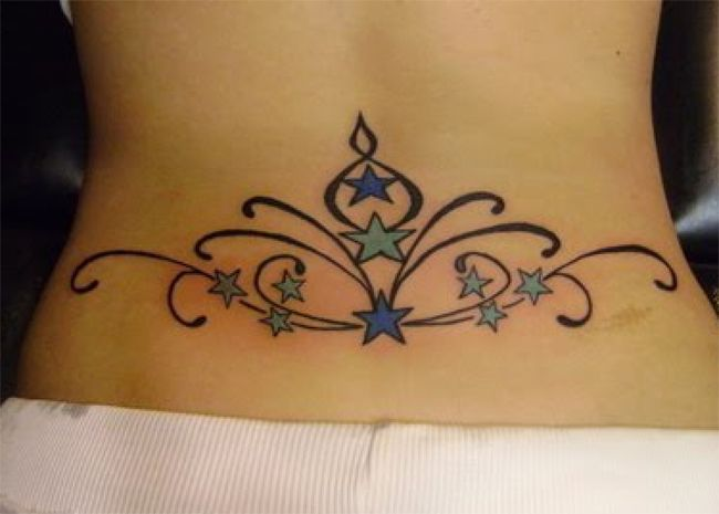 17 Beautiful Lower Back Tattoos Ideas Tattoo Fonts For Women And Tattoo Designs For Girls Back Tattoo Spine Tattoos For Women