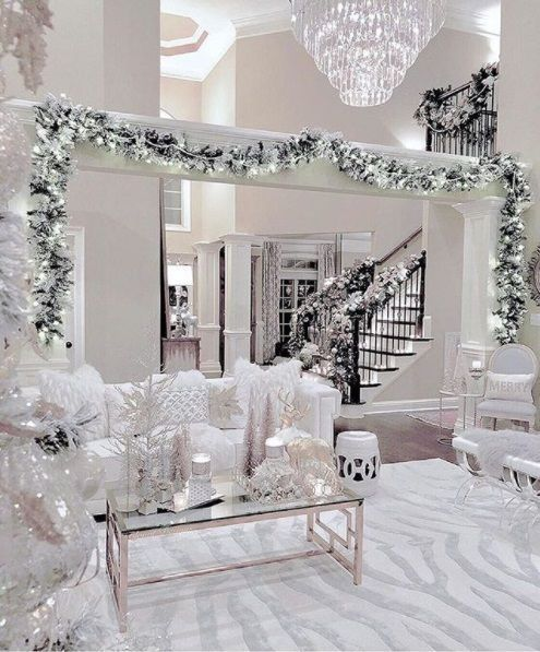 The Ultimate XMas Decoration Inspiration: 50+ Select Decor Pieces images