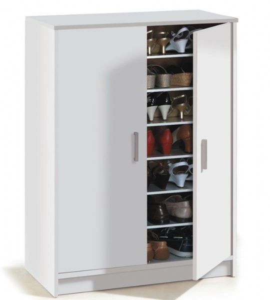 Large Shoe Cabinet 30 40 Pairs Shoe Cupboard Sale Today At Furniturefactor Shoe Cabinet Shoe Storage Cupboard Shoe Storage Furniture