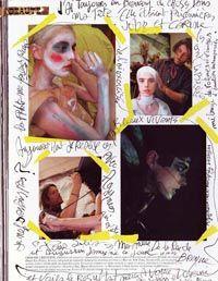 JULIEN D'YS sketchbook...