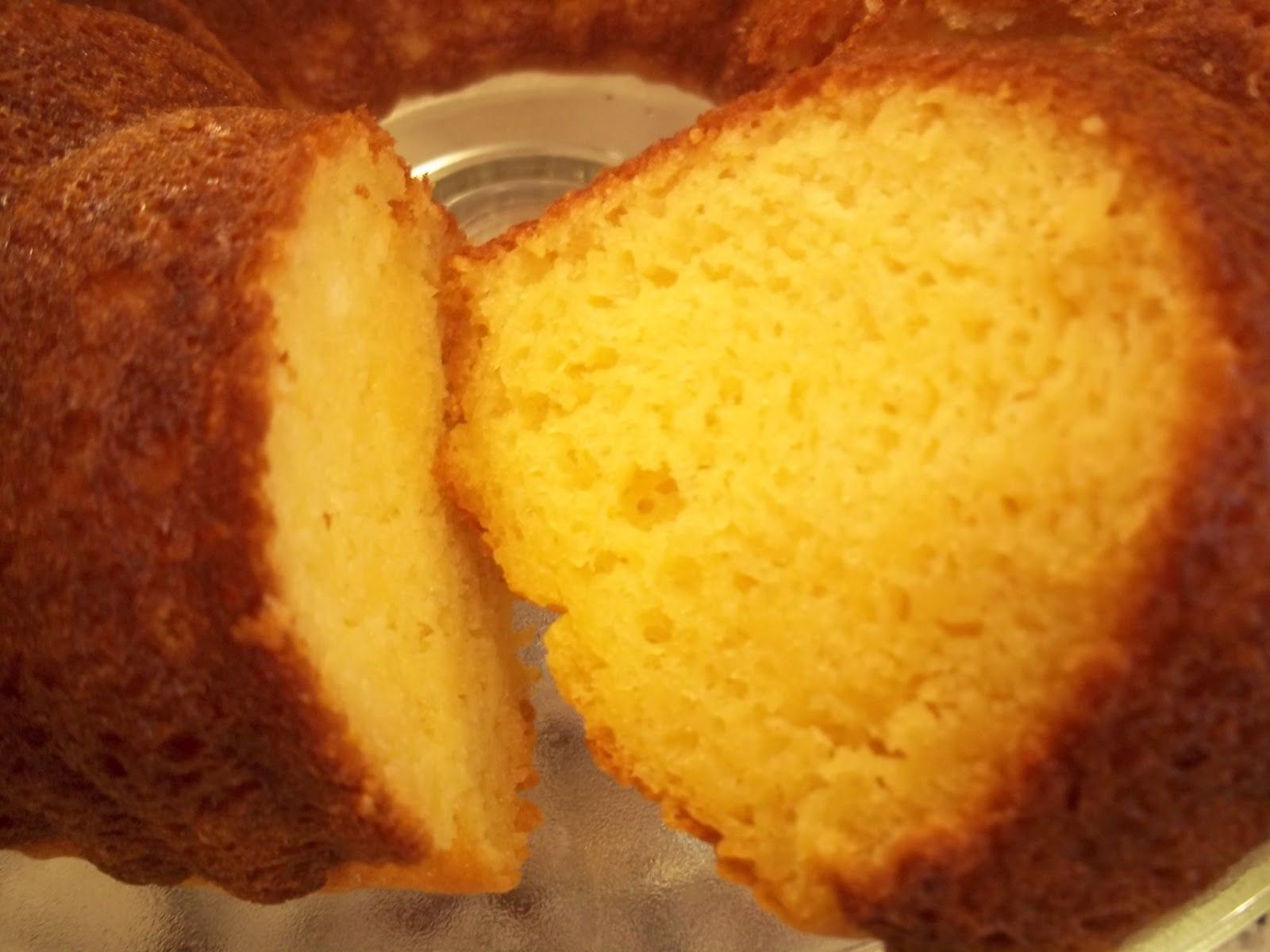 Easy Homemade Pound Cake Recipe From Scratch