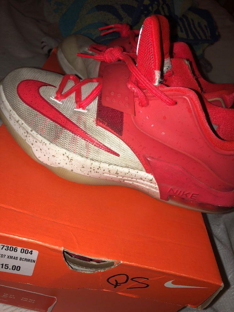 nike kd 5 christmas Size 5 | Athletic Shoes | Pinterest