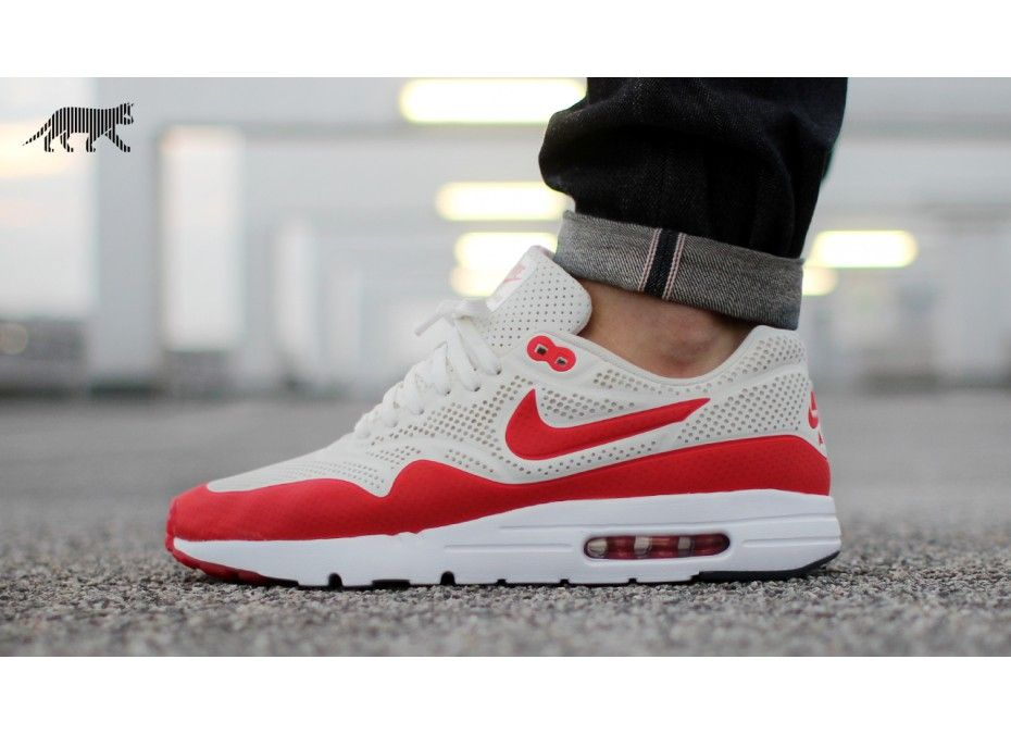 nike air max 1 ultra moire rood