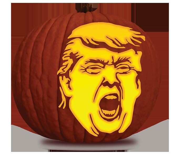 Image Result For Pumpkin Carving Trump Pumpkin Stencil Pumpkin Carving Pumpkin