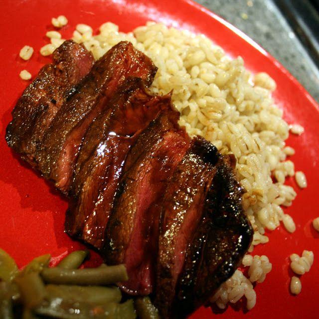 recipe: venison steak marinade [14]