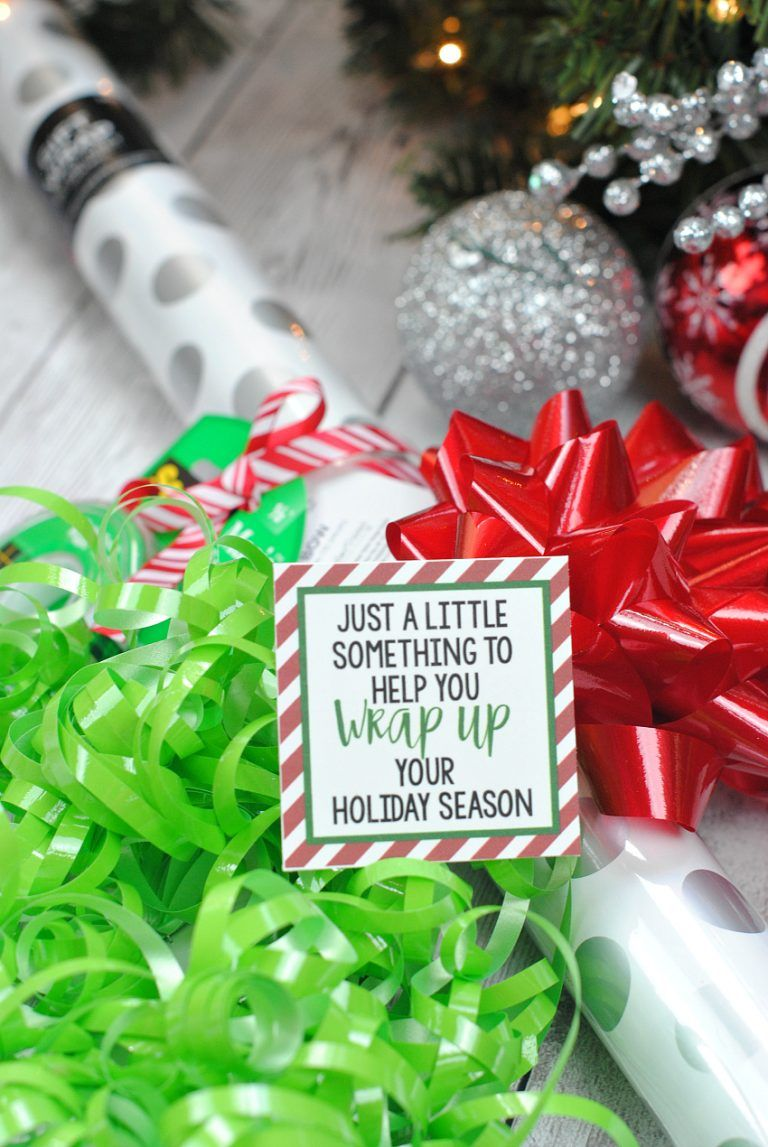 Wrapping Paper Gift for Christmas – Fun-Squared
