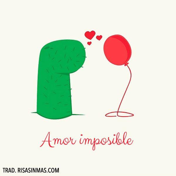 Amor Imposible Spanish Jokes Spanish Puns Spanish Humor