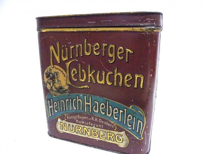 alte blechdose heinrich haeberlein n rnberg um 1900 in 2018 aparello pinterest blech dose. Black Bedroom Furniture Sets. Home Design Ideas