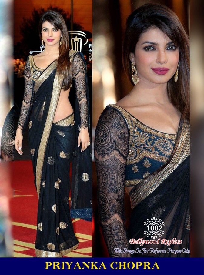 how to wear a net saree and look thin