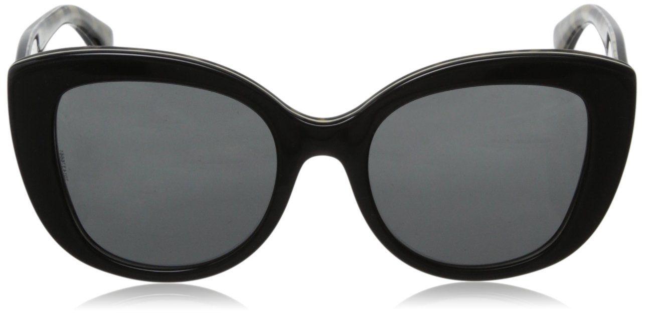 8d4681cf3f3b6f Dolce   Gabbana - Lunette de soleil DG 4233 Enchanted Beauties OEil de chat  - Femme, 285787, Top Black on Leo, Grey Grad  Dolce   Gabbana  Amazon.fr   ...
