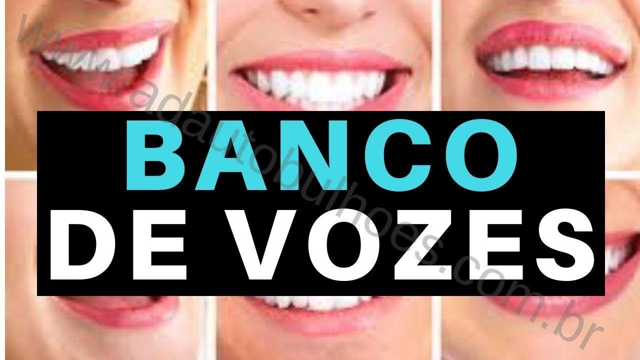 Banco De Vozes Locutores Banco De Vozes Off Banco De Vozes