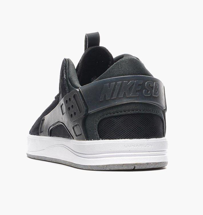 Inconsciente Barrio bajo Cuña  caliroots.com Eric Koston Huarache Nike SB 705192-001 New for Spring!  135927 | Black huarache, Huaraches, Nike sb