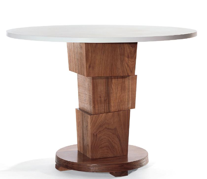 Ted Boerner : Dennis Miller Associates Fine Contemporary Furniture, Block Table ...