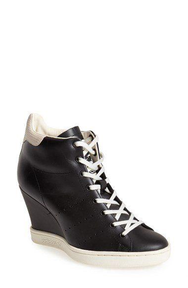 newest 75980 83d58 adidas  Stan Smith  Wedge Sneaker (Women)   Nordstrom
