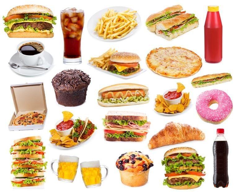 Реферат на тему вредное питание 361