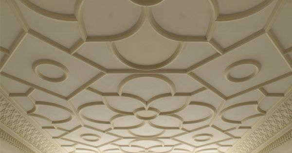 Liked On Pinterest Plaster Patterned Ceiling Relief Pcr 018 Pl False Ceiling Design Moldings And Trim Wall Coverings