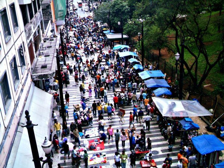 Ladeira General Carneiro - São Paulo- Centro.
