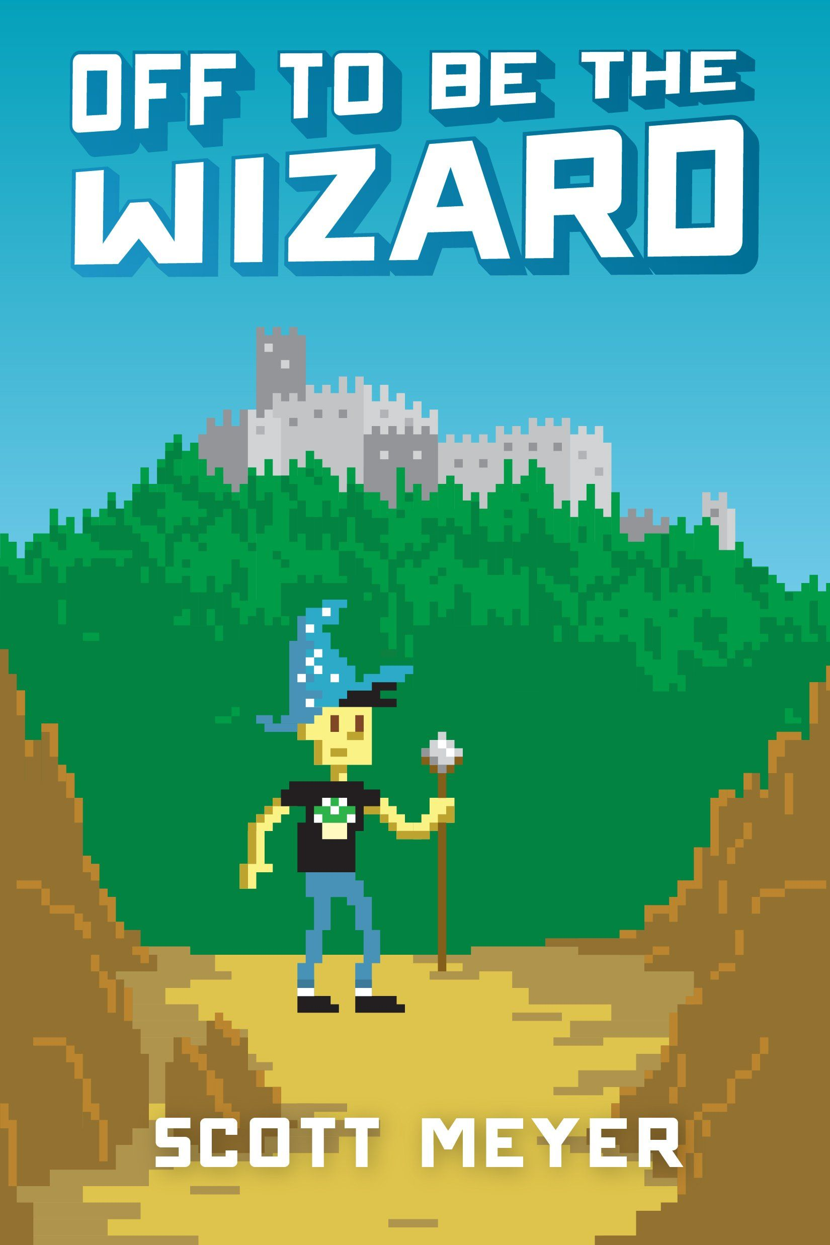 A Funny Book Off To Be The Wizard Magic 20 Reading Challenge