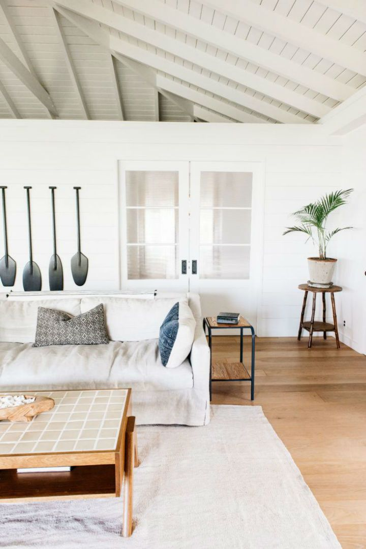 1940\'s Beach Cottage Gets a New Lease of Life | Beach cottages ...