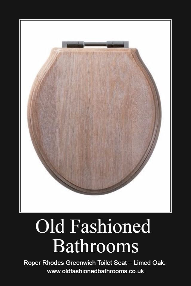 Fantastic Roper Rhodes Greenwich Toilet Seat Limed Oak Product Forskolin Free Trial Chair Design Images Forskolin Free Trialorg