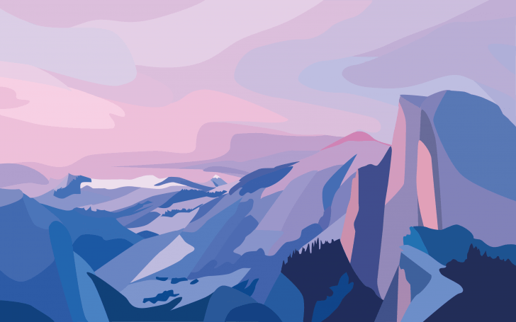 Mountain Aesthetic Chrome Theme Themebeta Minimalist Desktop Wallpaper Desktop Wallpaper Art Desktop Wallpaper Macbook