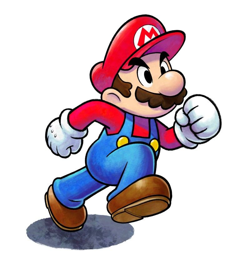Mario Mario Luigi Paper Jam Super Mario Art Super Mario