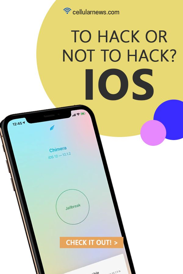 Jailbreak iOS A Howto Guide in 2020 Iphone hacks