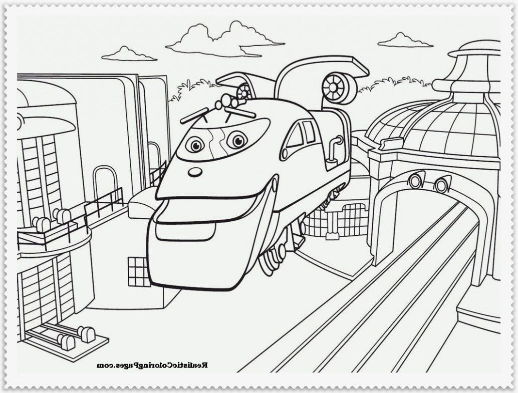 15 Moments To Remember From Coloring Pages Of Train Station