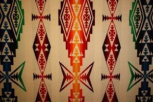 Quapaw Blankets & Weavings Designs