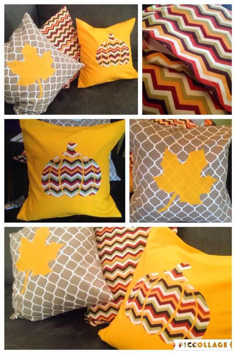 Fall decor, fall pillows, leaf pillow, pumpkin pillow, fall ...
