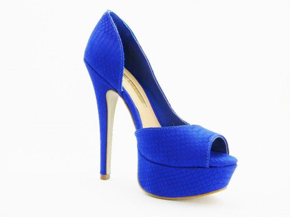 scarpe blu con tacco - Cerca con Google
