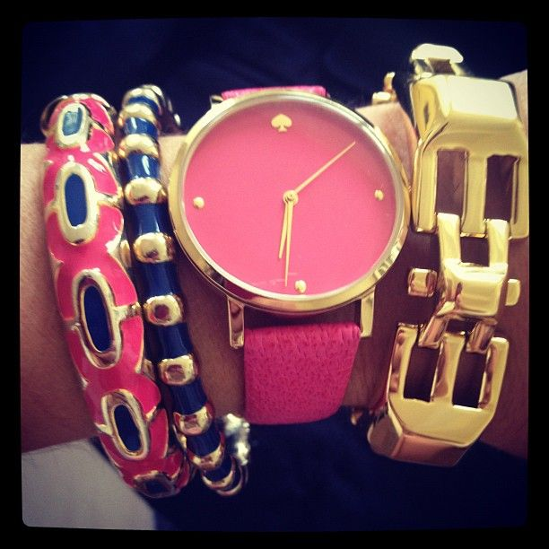 Adore the Luxor Link Bracelet on the right!