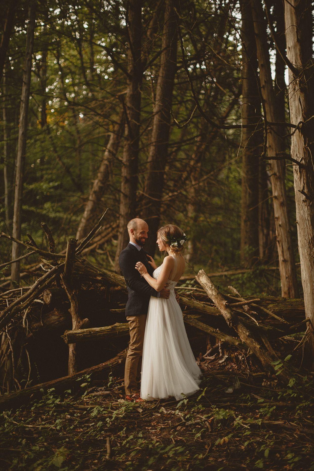 Jennifer & Hugh Creative wedding photography, London