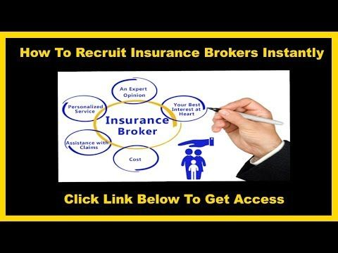Youtube Life Insurance Broker Insurance Broker Life Insurance Quotes