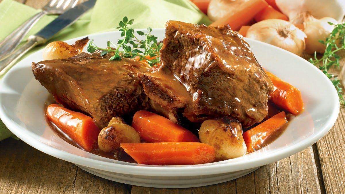 وصفات: يخنة أضلاع اللحم