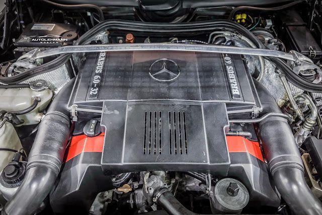 Mercedes-Benz W124 E500 BRABUS 6 0 | bodo brabus | Mercedes benz